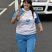 Batonbearer 003 Ailsa Davidson carries the Glas...