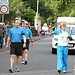 Batonbearer 006 Corinne Hutton carries the Glas...