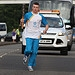 Batonbearer 001 Thomas MacDonald carries the Gl...